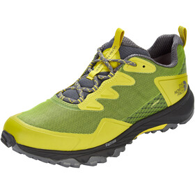 The North Face Ultra Fastpack III GTX Shoes Men Citronelle Green/Zinc Grey
